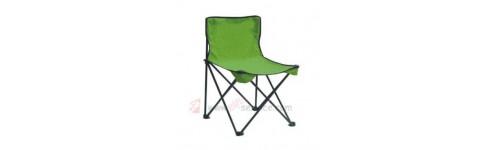 Összecsukható kemping székek
