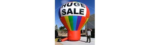 Kültéri ballonok