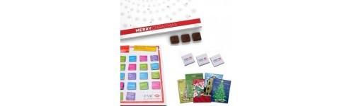 Adventi csoki naptárak